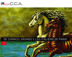 "Dal 17 ottobre 2015 ""De Chirico, Savinio e Les Italiens de Paris"""